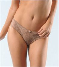Buy A0200B Pfiff NEW Bridal Jour De Ma Vie Moments of Seduction Sheer Embroidered Bikini