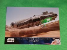 Buy 2016 Topps Star Wars piloting the millennium falcon Collectible Trading Card Mnt