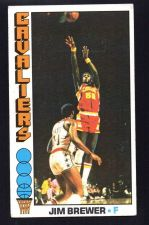 Buy VINTAGE JIM BREWER CAVS 1976 TOPPS # 74 GD-VG
