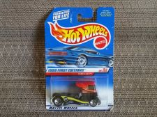 Buy Factory sealed 1999 first edition Mattel Hot Wheels Simi-Fast Die Cast Car #8