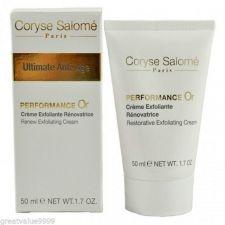 Buy S070 Coryse Salome Ultinate Anti-Age Performance Or Renew Exfoliating Cream 50ml
