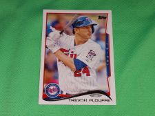 Buy MLB Trevor Plouffe Minnesota Twins Superstar 2014 TOPPS BASEBALL GD-VG
