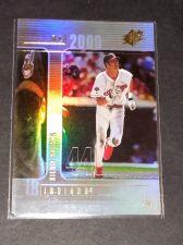 Buy MLB RICHIE SEXON INDIANS 2000 UPPER DECK SPX INSERT #40 GD-VG