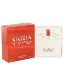 Buy Krizia Time by Krizia Eau De Toilette Spray 1.7 oz (Women)