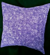 """Buy Handmade Throw Pillowcase Cover floral print 100% Cotton fits 16"""" pillow"""