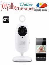 Buy Wi-Fi Camera Baby Monitor - 1/3 Inch CMOS, 720p, H.264, Night Vision, IR-Cut, Mi