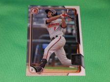 Buy MLB Dariel Alvarez Orioles SUPERSTAR 2015 BOWMAN BASEBALL 1st ROOKIE MNT