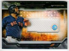 Buy MLB 2015 Topps Strata David Ortiz Red Sox Game Jersey MNT