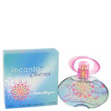 Buy Incanto Charms By Salvatore Ferragamo Eau De Toilette Spray 1.7 Oz