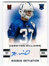 Buy NFL 2013 PANINI MOMENTUM KERWYNN WILLIAMS AUTO RC /299 MNT
