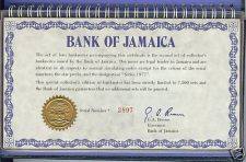 Buy INCREDIBLY RARE DOUBLE SET OF JAMAICA NOTES 1 OF A KIND~FREE SHIPPING