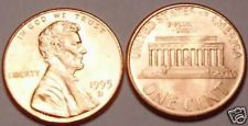 Buy 1995-D BRILLIANT UNCIRCULATED LINCOLN CENT<VERY NICE>
