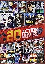 Buy 20Movie DVD Natasha HENSTRIDGE Colin FARRELL Kim CATTRALL Traci LORDS Billy ZANE