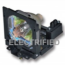 Buy EIKI POA-LMP52 POALMP52 LCDLCX5 OEM LAMP IN E-HOUSING FOR PROJECTOR MODEL LC-W4
