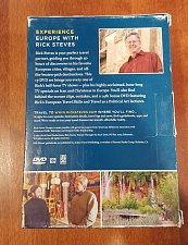 Buy Rick Steves All 90 Shows DVD 14Disc 50hours Europe France Spain England Germany