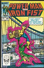 Buy Power Man and Iron Fist #98 Marvel Comics 1983 CHAN VF range
