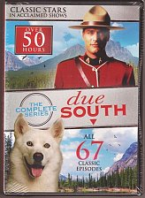 Buy Due South Complete Series 67 EPISODES Season 1-3 DVD SET TV Show Collection Lot