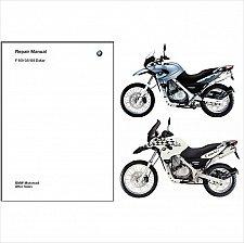 Buy 2000-2007 BMW F650GS / Dakar RepROM Service Repair Manual CD -- Multilingual