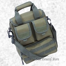 "Buy 15"" Army Olive Green Tactical Utility Gear Bag Ammo Pak Bug Out Day Pack"