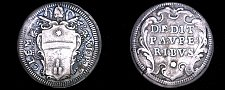 Buy ND(1700-21) Italian States Papal States 1 Grosso World Silver Coin - Clement XI
