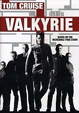 Buy VALKYRIE DVD ws Kenneth BRANAGH Terence STAMP Eddie IZZARD Tom CRUISE Bill NIGHY