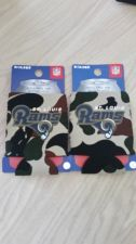 Buy Lot of 2 St. Louis Rams CAMO Can Koozies (405)