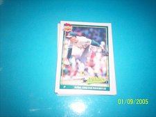 Buy 1991 Topps Traded kirk dressendorfer athletics #35T mint free ship