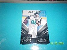 Buy 2015 Rookies and Stars JULIUS THOMAS JAGUARS Football Card #33 free ship