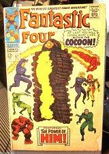 Buy Fantastic Four #67 KEY 1st Warlock Jack Kirby 1967 GUARDIANS OF THE GALAXY