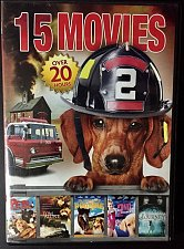 Buy 15movie DVD Captain Courageous,Harleys Mill,JOURNEY,Pets to the Rescue,Tom Alone