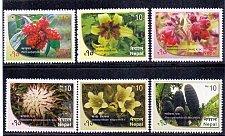 Buy Nepal 2015 MNH Botanical Series 6v Set Flora Plants Flowers Stamps