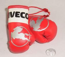 Buy Iveco Mini Boxing Gloves for Lorries/Trucks.
