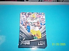 Buy 2015 Rookies and Stars EDDIE LACY PACKERS Football Card #71 free ship