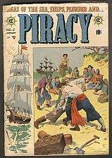 Buy PIRACY #2 Williamson/Torres, Wally Wood art 1954 EC COMICS 1st Print & Series