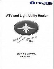 Buy 1985-1995 Polaris ATV Service Repair Manual CD Trail Boss Scrambler 250 300 350 400