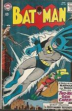 Buy BATMAN #164 DC COMICS 1965 Silver Age