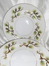 "Buy Vtg Narumi Shasta Pine 10.5"" Dinner Plate - Japan (407)"