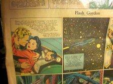 Buy Flash Gordon, Jungle Jim -Jan 18, 1942- Alex Raymond art Sunday Newspaper Strips