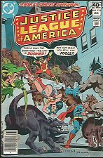 Buy Justice League of America #174 DC COMICS 1980 1st Long Series & Print