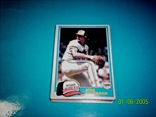 Buy 1981 Topps BASEBALL CARD OF MIKE FLANAGAN #10 MINT FREE SHIPPING