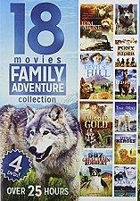 Buy 18movie DVD Pony Express Rider,LOST,Devils Hill,Rugged Gold,JOURNEY,Brave Alaska