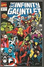 Buy Infinity Gauntlet #3 Marvel Comics 1st print 1991 NM-