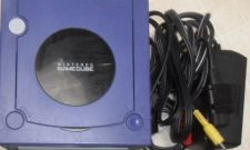 Buy Game Cube system console video TV power fun unit w/power cables - NO CONTROLLER