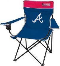 Buy MLB Atlanta Braves Broadband Quad Chair by Coleman