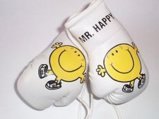 Buy Mr. Men Series MinI Boxing Gloves (ideal for hanging a pushchair / Buggy)