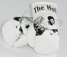 "Buy David Hasselhoff ""The Hoff"" Mini Boxing Gloves (ideal for your rear view mirror)"