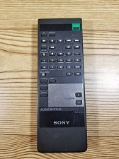 Buy genuine Sony RM S170 Home Audio System Remote Control LBT D107R LBT D517CD5 CD