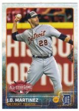 Buy 2015 Topps Update #US329 J.D. Martinez Detroit Tigers