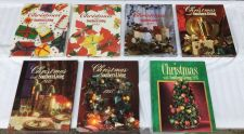 Buy 7 X CHRISTMAS With SOUTHERN LIVING Book Lot 1988 -1994 Hardback LIKE NEW