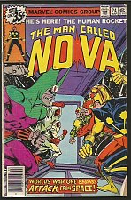Buy NOVA #24 Marvel Comics VG/VG+ range or better 1979 Wolfman / Infantino
